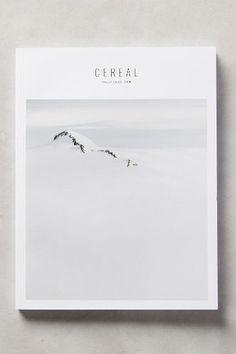 Cereal Magazine No. 8 - #anthroregistry