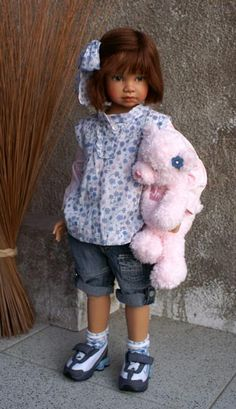 Sam - Angela Sutter Dolls