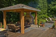 Outdoor Structures, backyard Gazebos and covered landscape | Landscape Structures Design and Build | Big Sky Landscaping. http://on.fb.me/P3LEwF