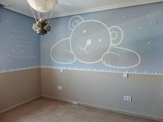 murales para cuartos de bebes - Buscar con Google