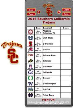 Football Fight, Football 2013, Fresno State, Arizona State, College Football Schedule, Team Schedule, Western Michigan, Usc Trojans, Team Gear