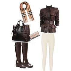 A fashion look from December 2014 featuring Tom Ford jackets, Marc Jacobs leggings and Vince Camuto boots. Browse and shop related looks.