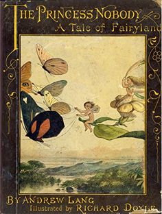 The Princess Nobody (Illustrated Edition) (Classic Books for Children Book 134) by [Lang, Andrew]