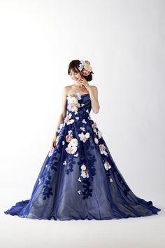 カラードレス Vieux Paris【ヴュ・パリ】 結婚式のウェディングドレス、カラードレス、和装のレンタルならヴュ・パリ