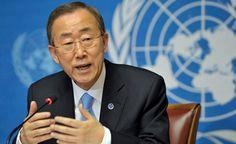 Tribune libre Le monde selon Ban Ki-moon - Nouvelle Tribune