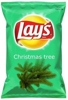Christmas tree lays - Food Meme - Christmas tree lays The post Christmas tree lays appeared first on Gag Dad. Lays Chips Flavors, Pop Tart Flavors, Potato Chip Flavors, Potato Chips, Funny Food Memes, Food Humor, Funny Relatable Memes, Gross Food, Weird Food