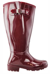 bed794795d13 Lily Women s Super Wide Calf  Rain Boot (Red) - Final Sale -  Clearance Final Sale Boots