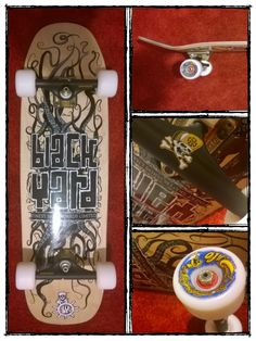 Blackyard finest Skateboards from Germany