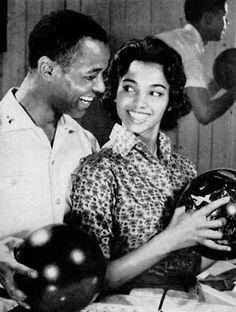 African American Bowling Team