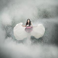 Mysteriously Romantic Portraits by Marina Stenko