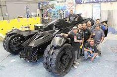 batman arkham knight batmobile in real life - Yahoo Image Search Results Batman Arkham Knight Batmobile, West Coast Customs, Yahoo Images, Custom Cars, Image Search, Real Life, Monster Trucks, Google Search, Birthday
