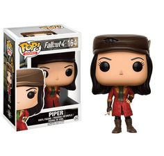 The Toy - POP - Vinyl Figure - Fallout - Piper for sale at best price. Toys, games like Toy - POP - Vinyl Figure - Fallout - Piper for sale and in stock at Retro Gaming Stores. Pop Vinyl Figures, Funko Pop Figures, Freddy Krueger, Nick Valentine, Paladin, Paw Patrol, Fallout 4 Piper, Wii, Otaku