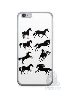 Capa Iphone 6/S Cavalos #2