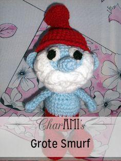 Amigurumi Stitch Calculator : Smurfs (s) crochet dolls and doll clothes Pinterest ...