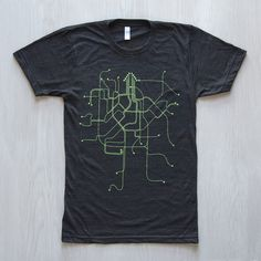 Amsterdam T-Shirt – LinePosters