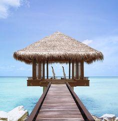 Reethi Rah auf den Malediven - http://www.reisegezwitscher.de/reisetipps-footer/1348-one-only-resorts