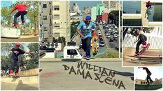 William Damascena - Footage - http://DAILYSKATETUBE.COM/william-damascena-footage/ - http://www.youtube.com/watch?v=2WeN0A_XQV4&feature=youtube_gdata  O skatista profissional William Damascena liberou algumas imagens feitas em diversos lugares do Brasil como São Paulo, Criciúma, Florianópolis, assim também como várias manobras durante... - Damascena, footage, william