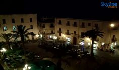 Live Cam Cathedral Square in Cefalù