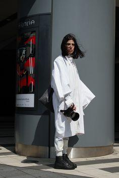 ストリートスナップ渋谷 - EVA AL DESNUDOさん | Fashionsnap.com