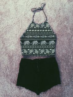 Cutest outfits:from dresses to shorts and crops to skirts and Cute Summer Outfits, Spring Outfits, Casual Outfits, Cute Fashion, Teen Fashion, Fashion Outfits, Foto Still, Soft Grunge, Mode Inspiration