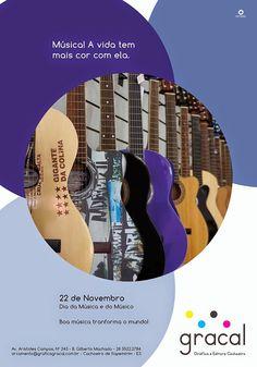 Lfernandes: Anúncio Gracal | 22 de Novembro - Dia da Música e ...