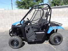 "New 2016 Honda Pioneerâ""¢ 500 ATVs For Sale in California. Go More Places On A Pioneer 500. The Pioneer 500 is a brilliant concept: Like a full-sized side-by-side, it lets you take a passenger along and has the off-road capability to get you where you need to go. But the Pioneer 500 is a new take on the SxS formula: it's narrow, fits on tight trails, is fun to drive and easy to load into a full-size truck bed. But you still get a full-sized list of features, like Independent Rear…"