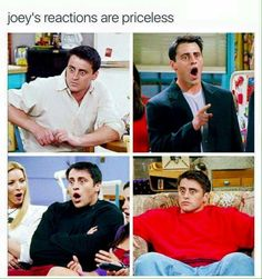 Ladies and Gentleman Joey tribbiani Friends Funny Moments, Joey Friends, Friends Scenes, Funny Friend Memes, Friends Cast, Friends Episodes, I Love My Friends, Friends Tv Show, Funny Memes