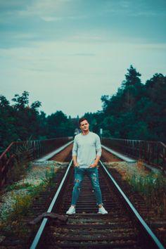 Dominik (Like-It) Railroad Tracks, Photo Ideas, Shots Ideas, Train Tracks
