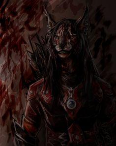 Shadow Warrior by vjorgen. Oh the dark brotherhood.