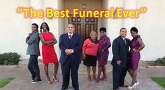 """TLC films """"Best Funeral Ever"""" in Dallas. I have heard of everything now..."""