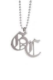 Good Charlotte Necklace. Want this! :D lol Good Charlotte, Weird Fashion, Bands, Fashion Jewelry, Jewellery, Awesome, Music, Clothing, Silver