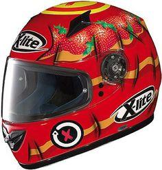 X-Lite X-602 N-COM, Lorenzo Replica red