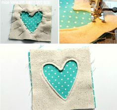 07 Inverse Applique Fabric Coasters                                                                                                                                                                                 More