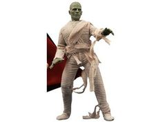 Universal Monsters Retro Cloth Series 02 - The Mummy - Universal Studios Monsters Universal Monsters Retro Cloth
