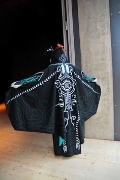Midnas cloak II by TennyoTwili.deviantart.com on @deviantART