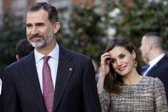 Reyes españoles viajarán luego de elecciones británicas