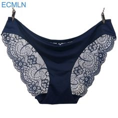 ac5359ed81c03 2016 New arrival women s sexy lace panties seamless panty briefs underwear  intimates