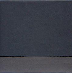 between days 2005 acrylic on canvas 18×18×3.6cm  Mitsuhiro Yamagiwa