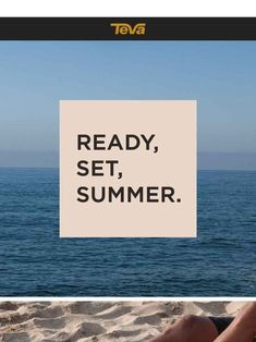 Ready, Set, Summer (Sandals) - Teva