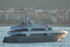 M/Y Barbie in Marmaris, Turkey - Mediterranean - just before sunset
