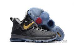 f0d432fe0 Nike LeBron 14 SBR Grey Cement Lastest