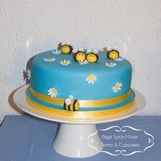 Birthday Cake, Bees