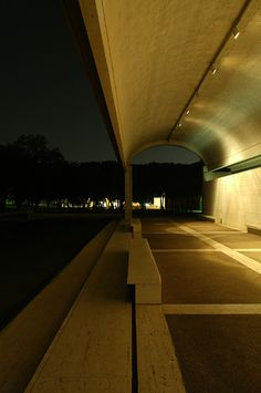 Kimbell Art Museum. Fort Worth, Texas. Louis Kahn. 1972