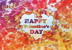 Purple Orange and White Love Background Texture Design Valentines Day Background, Happy Valentines Day, Heart Background, Textured Background, Vector Free Download, Free Vector Images, Love Backgrounds, Texture Design, Orange