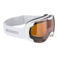 5c627839aea Bogner Snow Goggles Just B Sonar in White