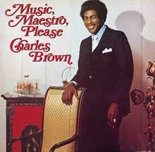 Charles Brown: Music Maestro Please, CD