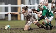 Rugby is for women too Rugby Pictures, Irish Rugby, Australian Football, Soccer, Sports, Fit, Girls, Women, Hs Sports