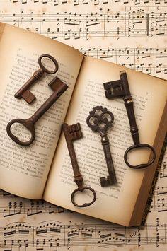 old keys | Tumblr