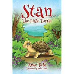 #BookReview of #StanTheLittleTurtle from #ReadersFavorite - https://readersfavorite.com/book-review/stan-the-little-turtle  Reviewed by Kristen Van Kampen for Readers' Favorite  Stan, The Little Turtle by Anne Toole is a heartwarming, rhyming children's book about a young turtle named Stan. Stan enjoys swimming in the pond, and never wants to leave. His mother tells him that he should meet the other animals that are around the pond, but Stan says that he doesn't want to and that all he wants