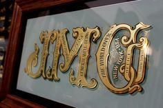 Born & Raised Glass Signs – John C Mayer, Singer/Songwriter USA « David Smith – Traditional Ornamental Glass Artist